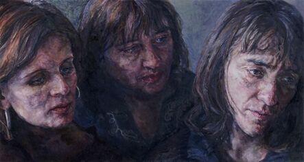 Freya Payne, 'Three Women', 2010