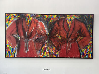 Jim Dine, 'Anderson and Shepard', 2008