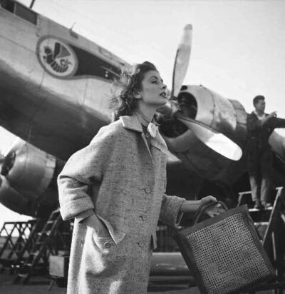 Georges Dambier, 'Suzy Parker, Maroc. Elle, 27 Avril 1953', 1953