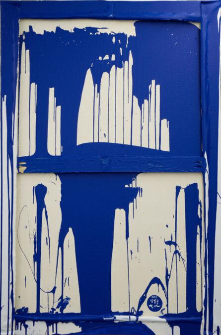 Mina Cheon, 'Unification (Yves Klein Blue Dip)', 2017