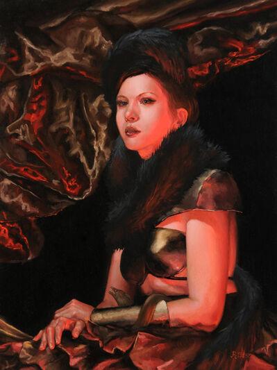 Rachel Bess, 'Slithering Familiars', 2016