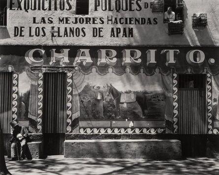 Edward Weston, 'Charrito, Pulquería, Mexico', 1926