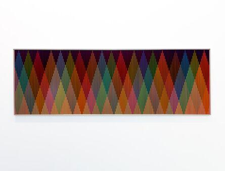 Carlos Cruz-Diez, 'Physicromie n°1972 ', 2015