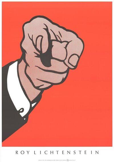 Roy Lichtenstein, 'Untitled', 1989