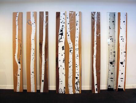 Amanda Weil, 'Aspen Panels', 2016
