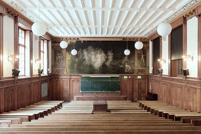 Ludwig Favre, 'La Sorbonne Amphitheatre', 2020
