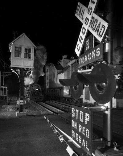 O. Winston Link, 'NW821 Luray Crossing, Luray, VA', March 23-1956