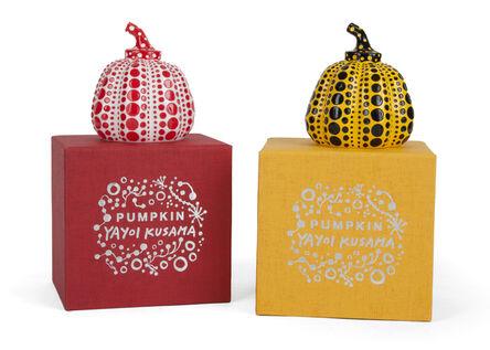 Yayoi Kusama, 'Yellow & Red Pumpkins', 2013