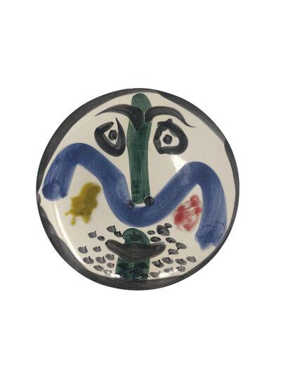 Pablo Picasso, 'Visage no. 130 (A.R. 479)', 1963