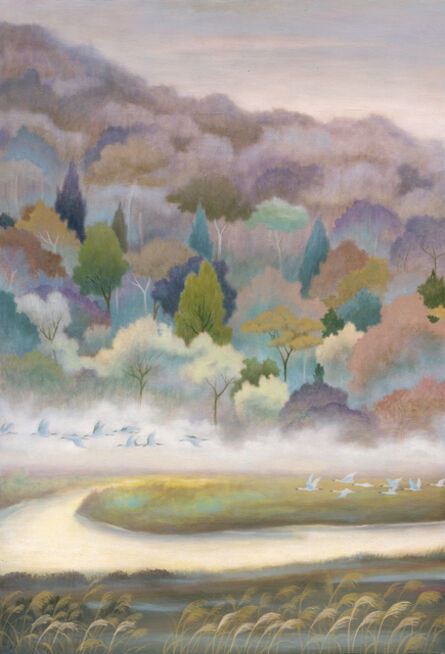 Pei-Cheng Hsu 許旆誠, '河渡將有期', 2020
