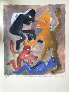 Carlos Merida, 'Plastic ramblings / Divagaciones plásticas', ca. 1944