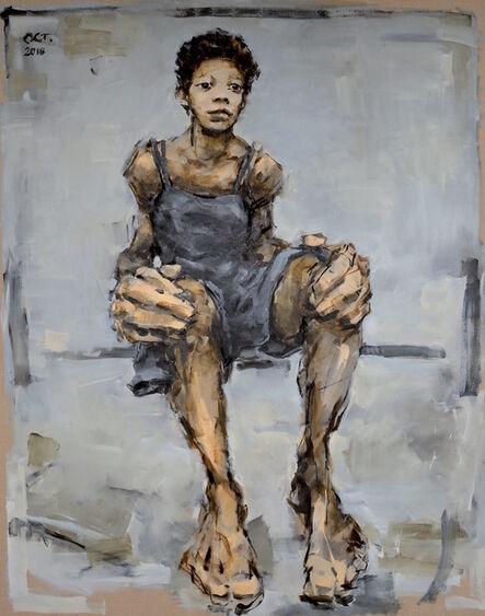 Gabriel Schmitz, 'Luchadora'
