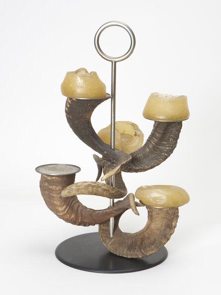 Carl Auböck, 'Candle Holder', 1950s
