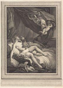 Geraud Vidal after Charles Monnet, 'Venus et Adonis'