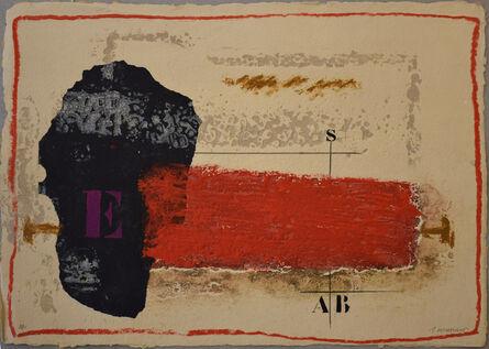 James Coignard, 'Rouge pénétrant', 2006
