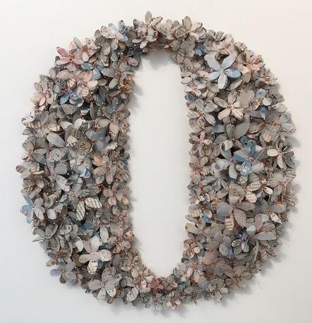 Maria Ikonomopoulou, 'Zero - Britannic Bold', 2016