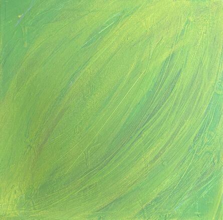 Michael Pierce, 'Tilted Yellow', 2021