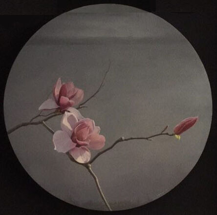 Zeng Chuanxing, 'Pink Magnolia '