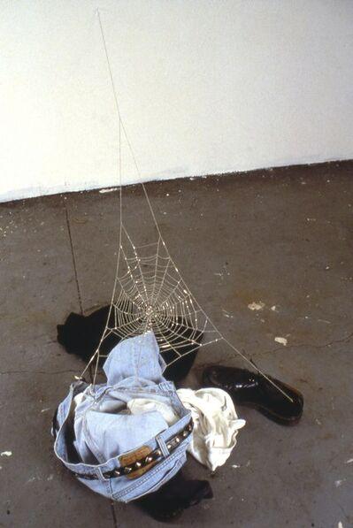 Jim Hodges, 'what's left', 1992