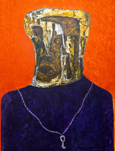 Sambou Diouf, 'Sans titre ', 2019