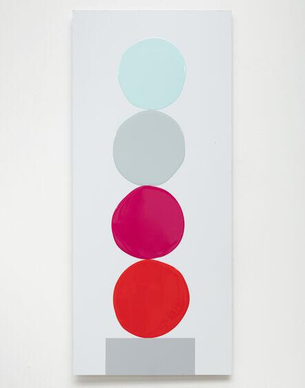 David Batchelor, 'Multi-Colour Chart 24', 2018