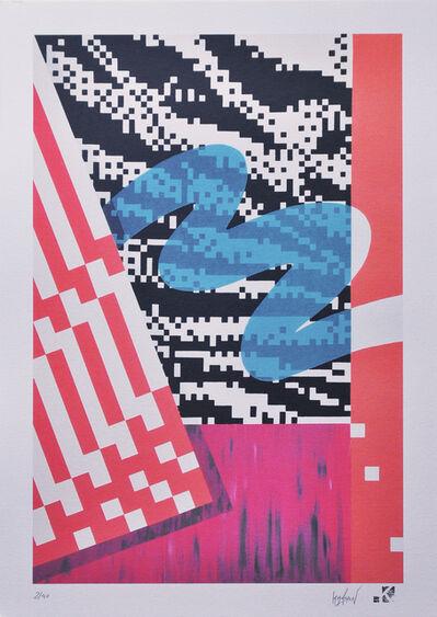 Krayon, 'White Tiger', 2018