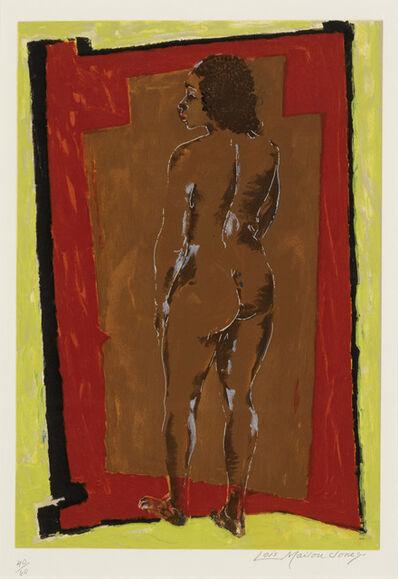 Lois Mailou Jones, 'Untitled (Nude)', 1996