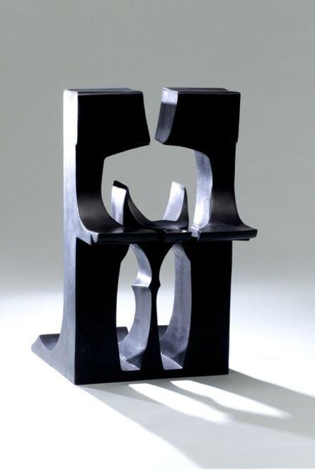 Johannes Von Stumm, 'Offering, Kneeling Figure', 2004