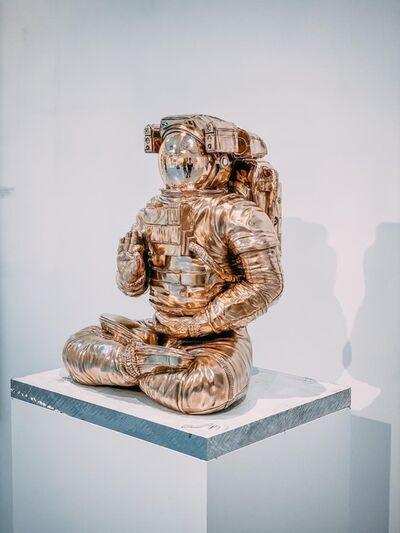 Joseph Klibansky, 'White Universe', 2020