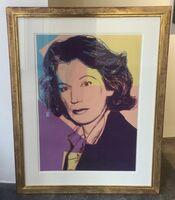 Andy Warhol, 'Mildred Scheel', 1980