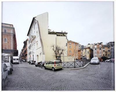 Gabriele Basilico, 'Via Giulia Roma 2007 (07A10-275)'