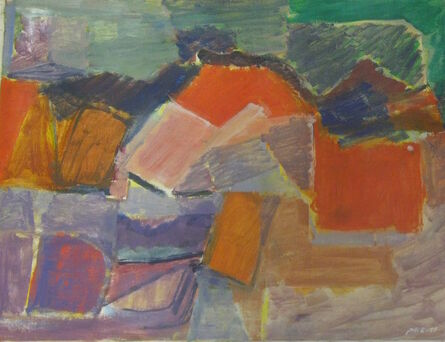 Stephen Pace, 'Untitled (51-42)', 1951