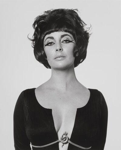 Bert Stern, 'Elizabeth Taylor as Cleopatra'