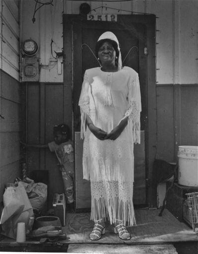 Earlie Hudnall, Jr., 'Sunday Morning, 3rd Ward, Houston, Texas', 1997