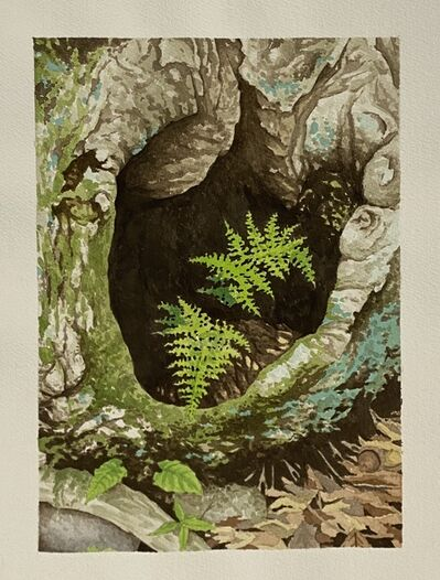 Sean Cavanaugh, 'Old Growth Vase', 2003