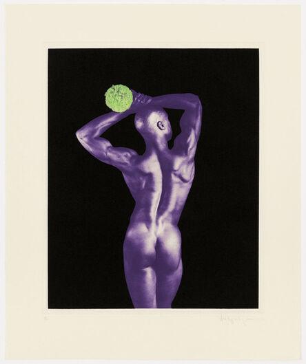 Robert Mapplethorpe, 'Untitled #5 from the Ken Moody Portfolio', 1985