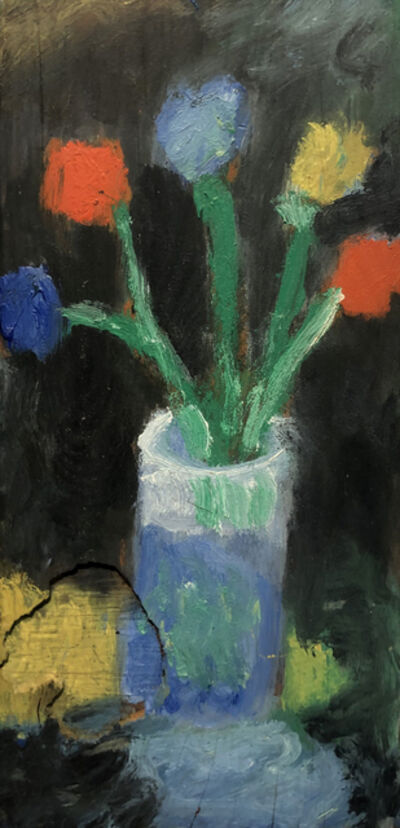 Jan Müller (1922-1958), 'Flowers of Passion, No. 2', 1956