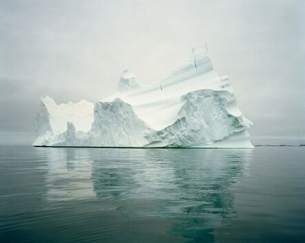 "Olaf Otto Becker, 'Upernavik, 07/2006, 72° 47' 19"" N, 56° 10' 94"" W', 2006"