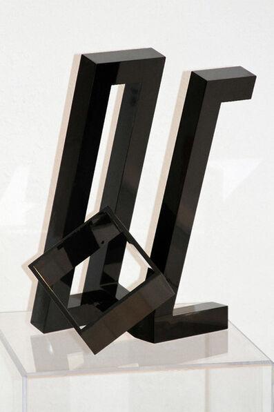 Jane Manus, 'Black Cube', 2010
