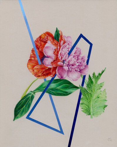 Jessica Tenbusch, 'Floral I (My Father's Flowers)', 2019