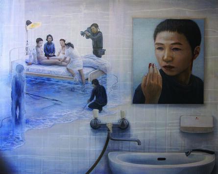 Tetsuya Ishida, 'Speechless', 2003