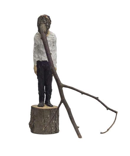 Edvardas Racevicius, 'Skulptur 005', 2015