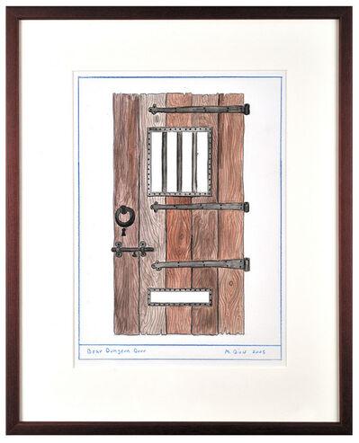 Mark Dion, 'Bear Dungeon Door', 2005