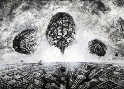 Fabio Giampietro, 'Cervelli in fuga', 2013