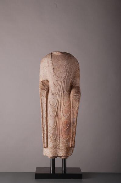 Northern Qi period, 'White Marble Torso', Northern Qi period (549-577)