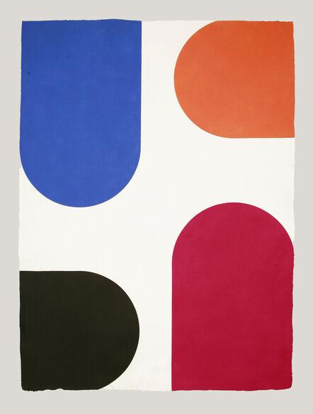 Richard Gorman (1935-2010), 'KAN A', 2015