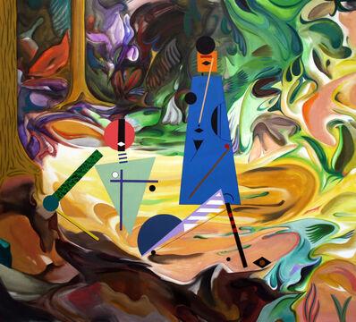 Adriana Minoliti, 'De la serie Playground No. 3', 2015