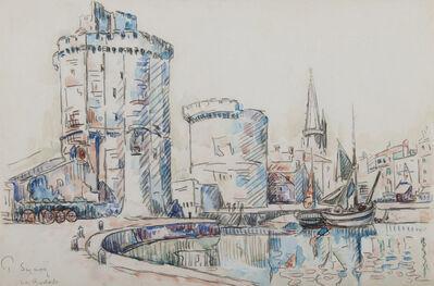 Paul Signac, 'La Rochelle', ca. 1915