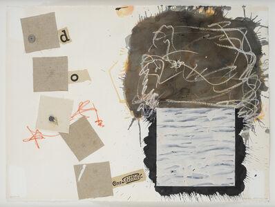 Elwyn Lynn, 'One Shilling', 1986