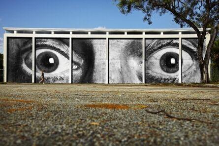 JR, 'Inside Out, Miami Art Basel', 2011